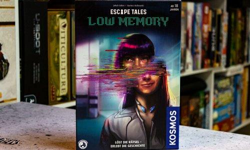 TEST // ESCAPE TALES - LOW MEMORY