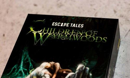 ESCAPE TALES: CHILDREN OF WYRMWOOD // Bilder des Spiels