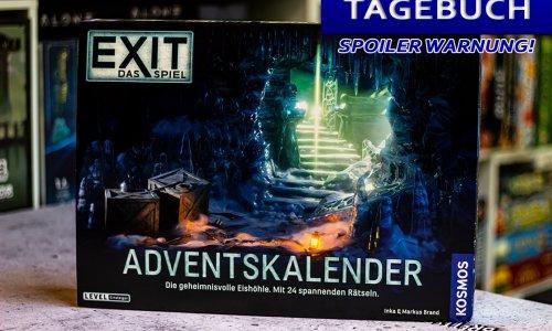 EXIT ADVENTSKALENDER // Tagebuch 2020 (KOSMOS)