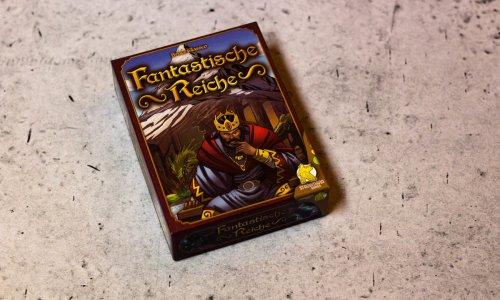 FANTASTISCHE REICHE // Bilder vom Spiel