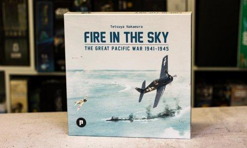 FIRE IN THE SKY: THE GREAT PACIFIC WAR 1941-1945 // bei PHALANX erschienen