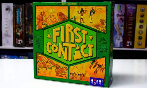 FIRST CONTACT // Bilder vom Spiel