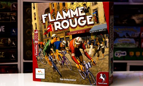 TEST // FLAMME ROUGE