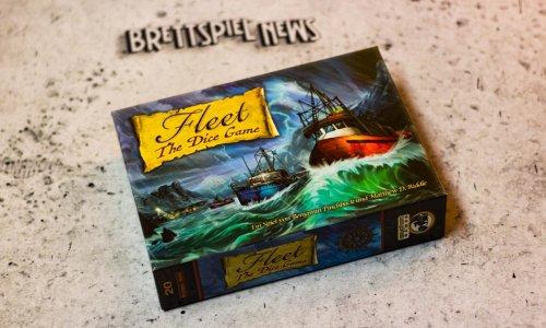 FLEET: THE DICE GAME // Bilder des Spielmaterials