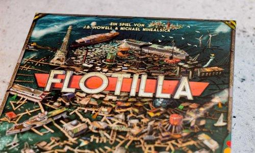 FLOTILLA // Bilder des Spielmaterials