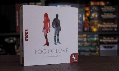 FOG OF LOVE // Bilder vom Spielmaterial