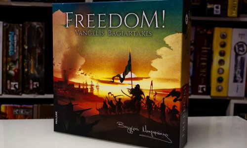 TEST // FREEDOM!