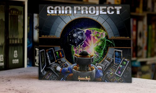 TEST // GAIA PROJECT