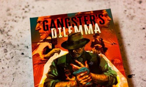 GANGSTER'S DILEMMA // Bilder des Spielmaterials