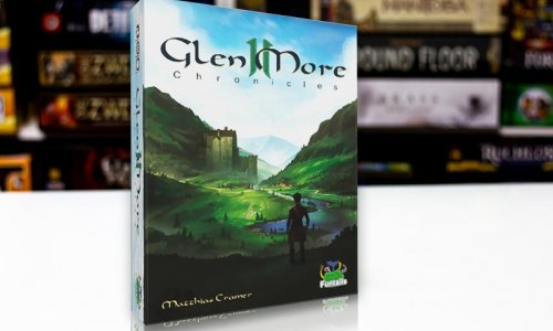 TEST // Glen More II: Chronicles (Prototyp)