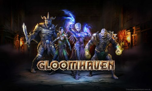 GLOOMHAVEN DIGITAL // Vier Charaktere vorgestellt (mit Video)