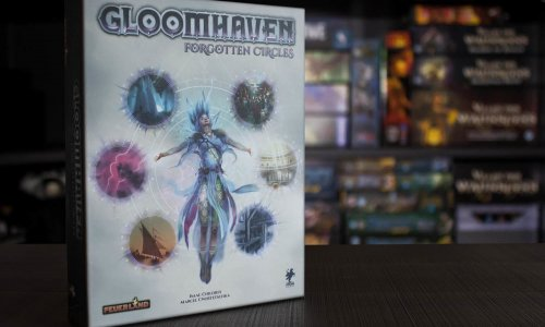 TEST // GLOOMHAVEN - FORGOTTEN CIRCLES