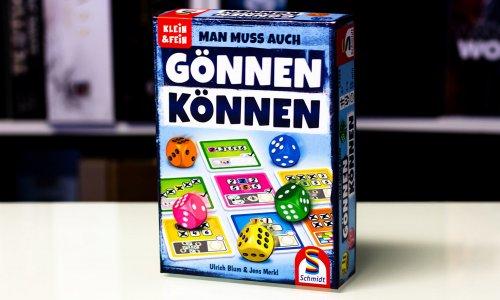 MAN MUSS AUCH GÖNNEN KÖNNEN // Erste Bilder vom Spiel