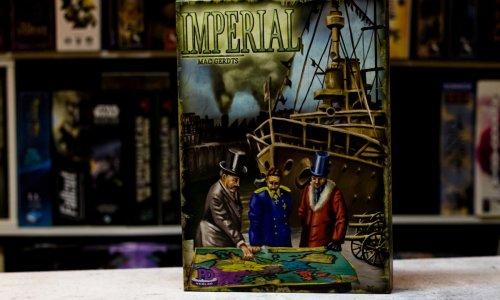 IMPERIAL // wieder verfügbar
