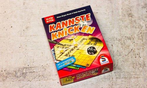 KANNSTE KNICKEN // ist erschienen
