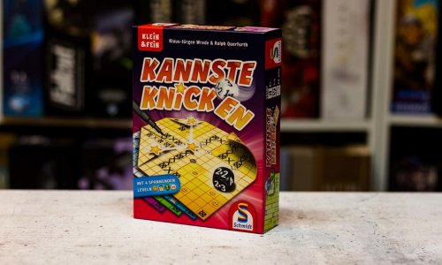 TEST // KANNSTE KNICKEN
