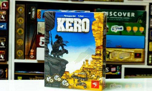 TEST // KERO