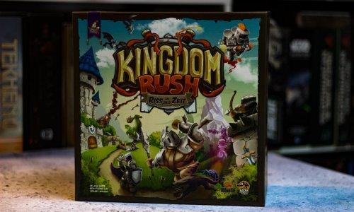 TEST // KINGDOM RUSH