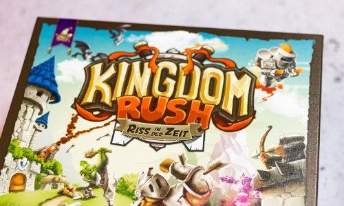 KINGDOM RUSH // Bilder des Spielmaterials