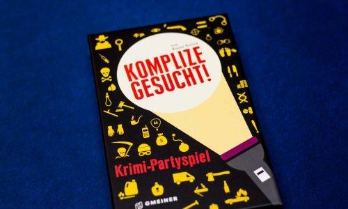 KOMPLIZE GESUCHT! // Bilder des Spiels
