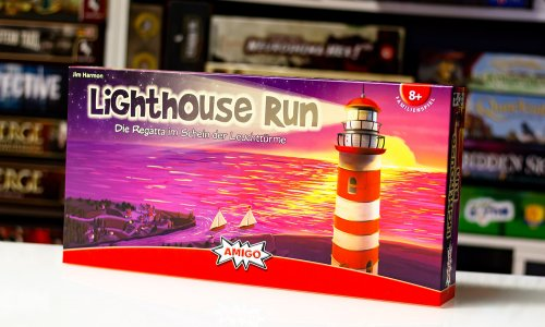 TEST // Lighthouse Run