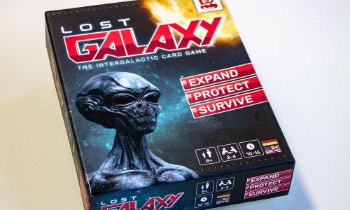 TEST // Lost Galaxy