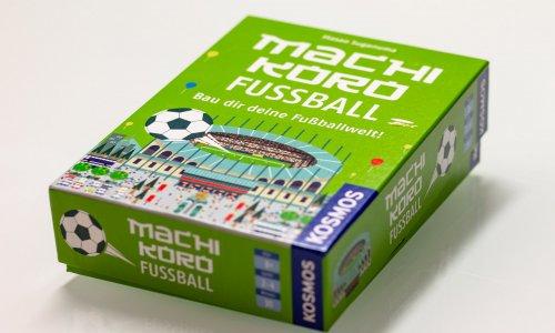 TEST // Machi Koro Fußball