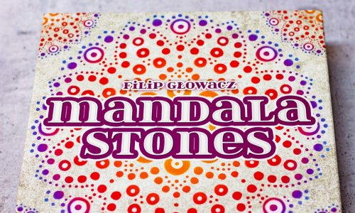 MANDALA STONES // englischen Version erscheint bald