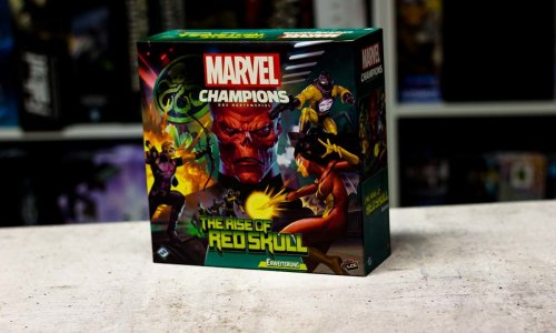 MARVEL CHAMPIONS // THE RISE OF RED SKULL