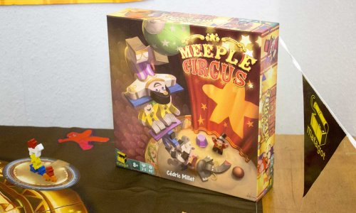 TEST // Meeple Circus
