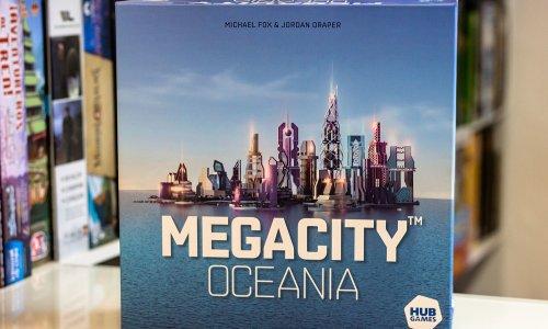 TEST // MEGACITY: OCEANIA