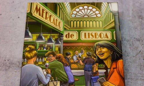 MERCADO DE LISBOA // ist nun verfügbar