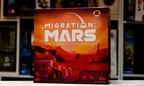TEST // MIGRATION MARS