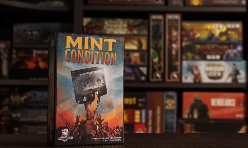 TEST // MINT CONDITION