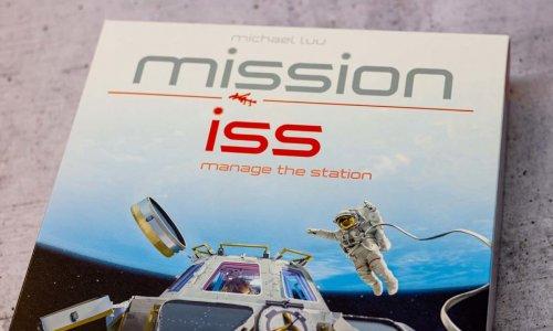 MISSION ISS // Bilder des Spiels