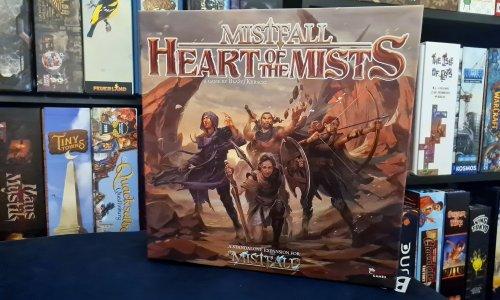TEST // MISTFALL - HEART OF THE MISTS