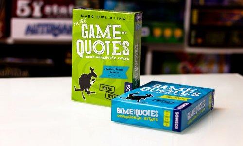 Kosmos // more Game of Quotes ist jetzt zu kaufen
