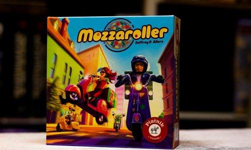 MOZZAROLLER // Spiel ist erschienen