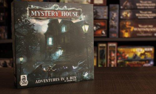 MYSTERY HOUSE // Bilder vom Spiel