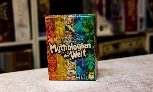 MYTHOLOGIEN IN DER WELT // von Mundi Games Europe