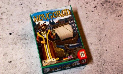 NOVGOROD // Bilder vom Spiel