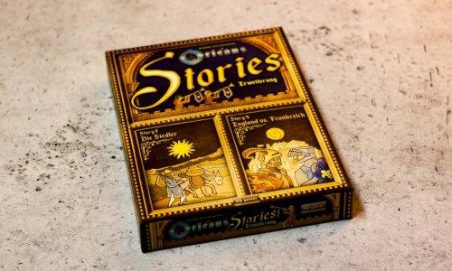 ORLÉANS STORIES 3 & 4 // Bilder des Spielmaterials