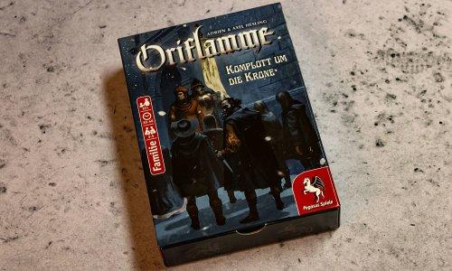 ORIFLAMME // Bilder vom Spiel