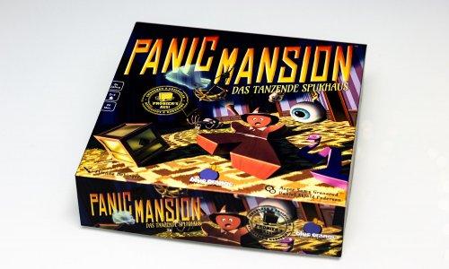 TEST // Panic Mansion