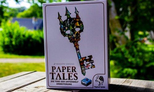 PAPER TALES // Die Tore der Unterwelt zu kaufen - erste Bilder