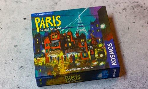 PARIS - DIE STADT DER LICHTER // Bilder vom Spiel