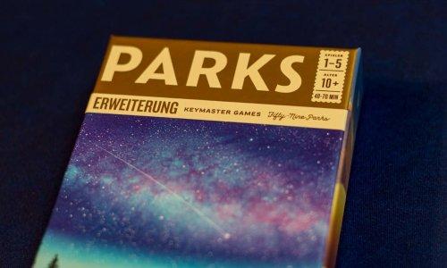 PARKS STERNSTUNDEN // Bilder der Erweiterung