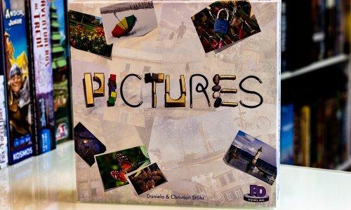 PICTURES // Bilder vom Spielmaterial