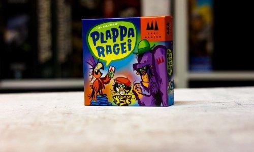 PLAPPARAGEI // Bilder der Frühjahrsneuheit von DREI MAGIER SPIELE