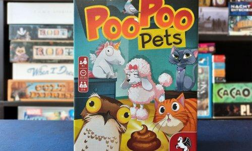 TEST // POO POO PETS